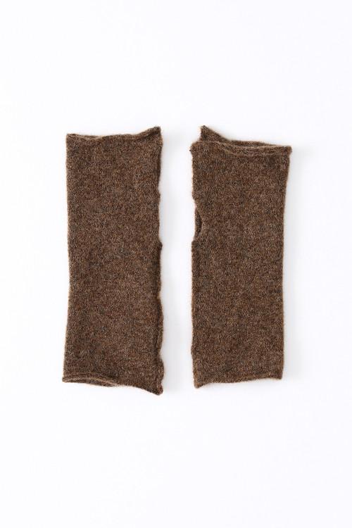 Gloves / ISABEL BENENATO / BROWN