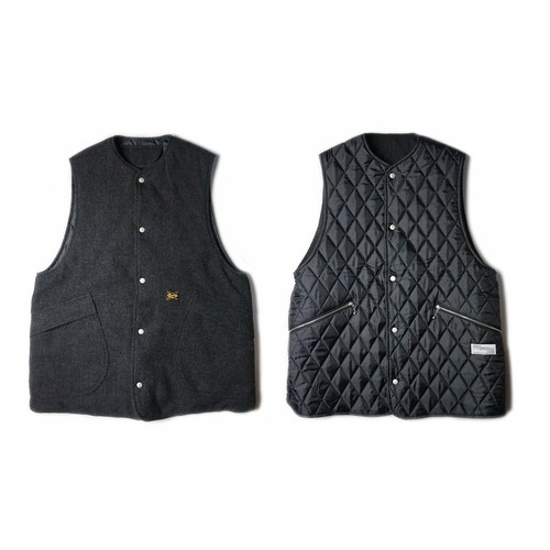 "UNRIVALED ""RV-VEST"" BLACK"
