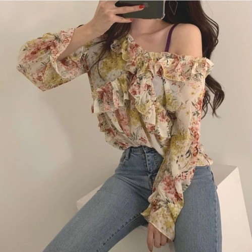 Beautyflowerblouse