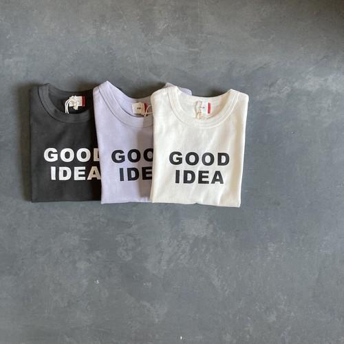 FOV  GOOD IDEA Tシャツ  601411