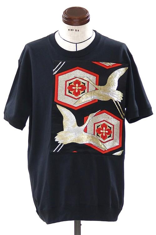Kimono Embroidery Big T-Shirt