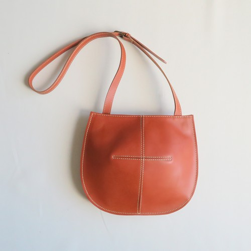 Balloon shoulder bag R.BROWN