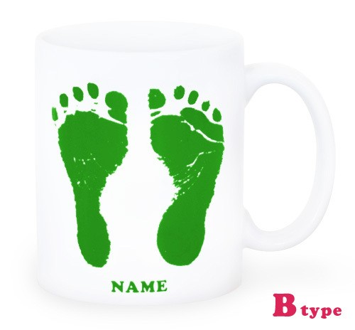 ai mug-white   B-type (GREEN)