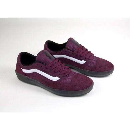 VANS / AVE PRO Shoes / PRUNE TRUE - WHITE