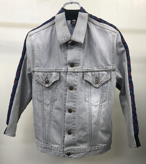 2010s BLESS X LEVIS RECONSTRUCTED JACKET