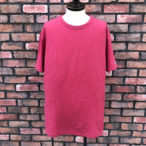 Deadstock Euro Champion × Todd Snyder S/S T-Shirt S.Pink XLarge