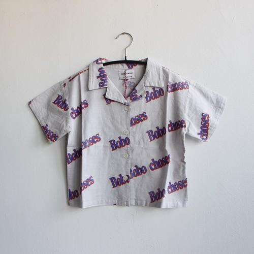 《BOBO CHOSES 2021SS》Bobo Retro All Over Shirt / 2-11Y