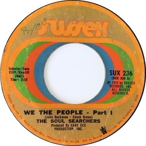 Soul Searchers, ‎The – We The People