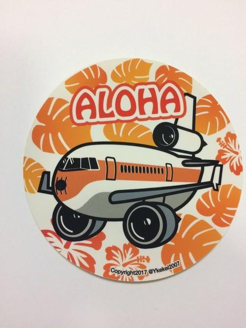 flykei/ALOHAステッカー