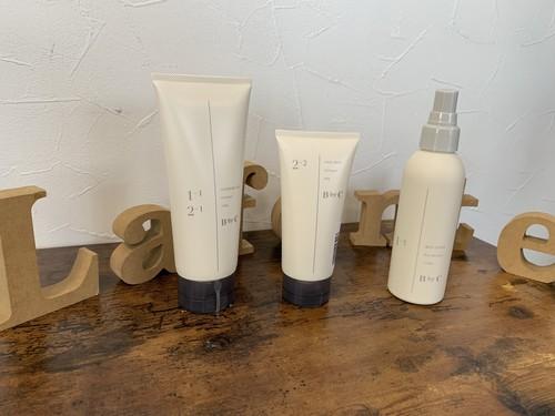 [BbyC] 基礎化粧品3点セット