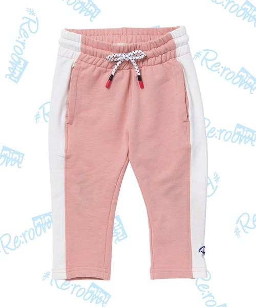 SIDE LINE SKINNY SWEAT PANTS[RKP002]