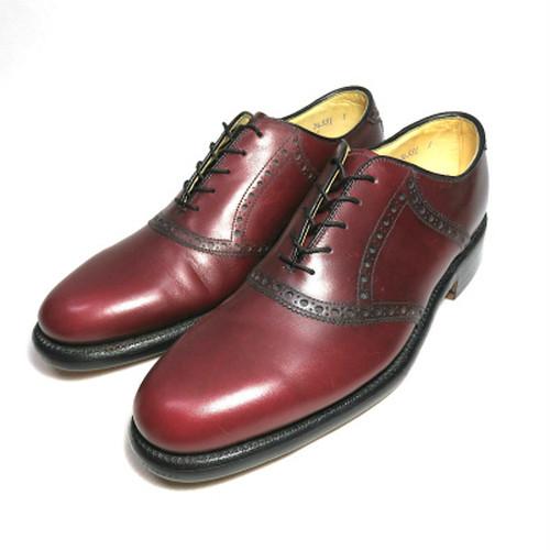 NOS 70's Nettleton Saddle Shoes (デッドストック ネトルトン ドレスシューズ)