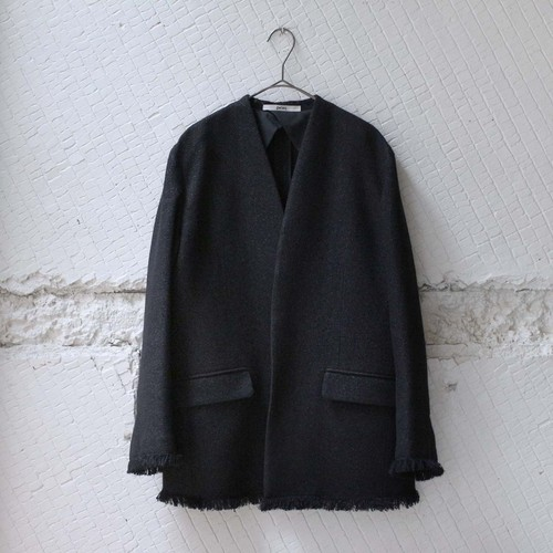 【pelleq】PAPER COTTON JACKET