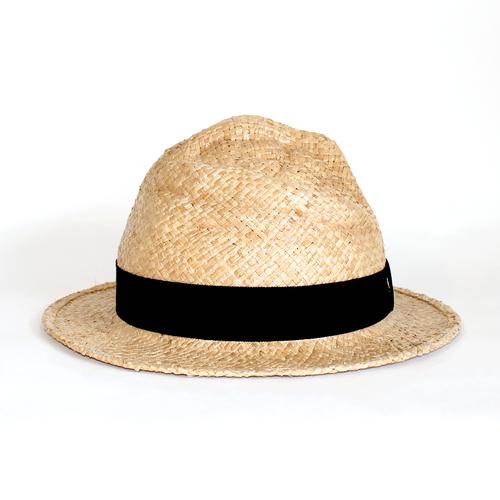 [curione] nom raffia hat