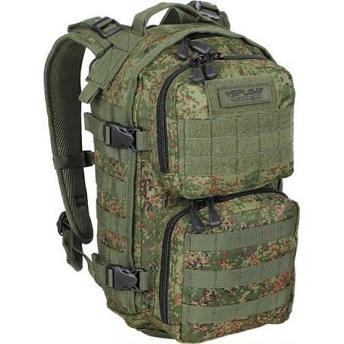 SPLAV backpack digital flora