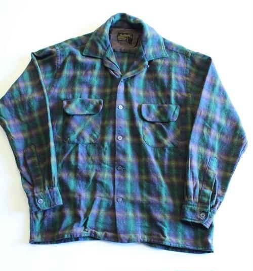 1970's Vintage Sears Wool shirt