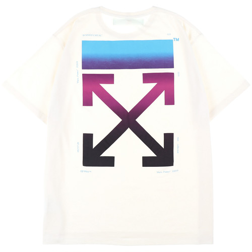 Off-White™  /  GRADIENT S/S OVER TEE / T-shirts