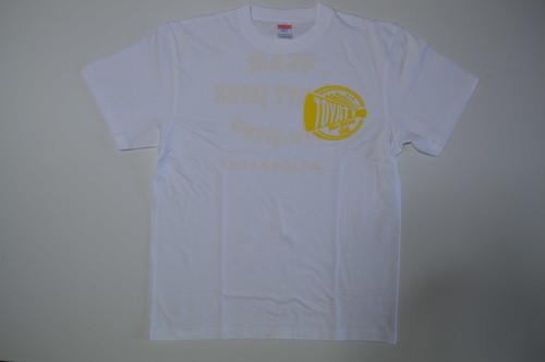 1枚限定Tシャツ(白)Lサイズ TOYATT・とりあえずやってみよう!