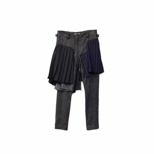FACETASM - Pleated Design Pants (size - S) ¥20500+tax