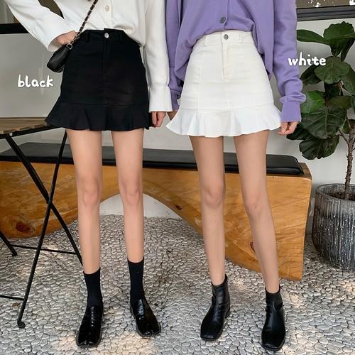 【ボトムス】 フィッシュテールファッションセクシー韓国系スカート26644420