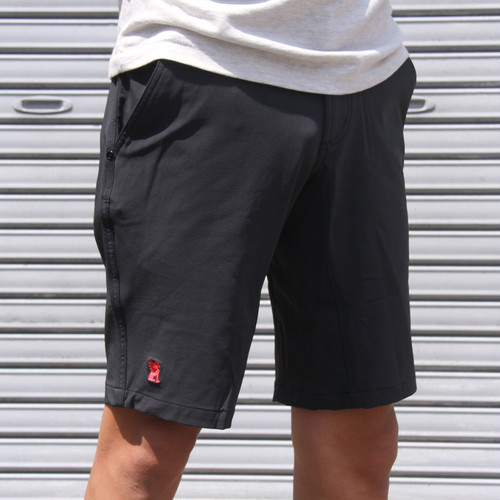 CHROME FOLSOM SHORTS AP-180 / Black