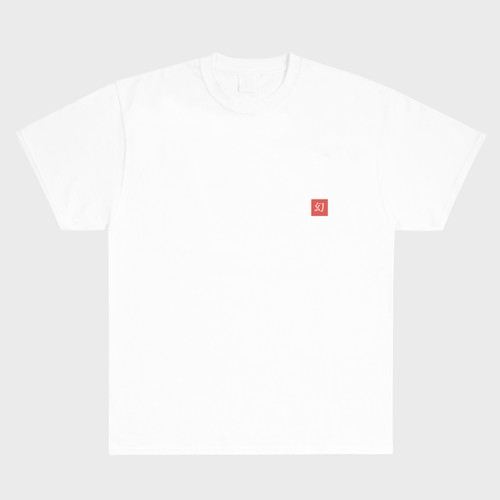 Maboroshi Pocket S/S T-shirts  WHITE