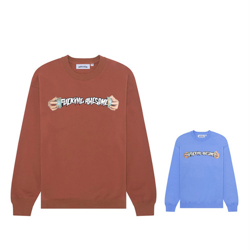Fucking Awesome|World Cup Crewneck