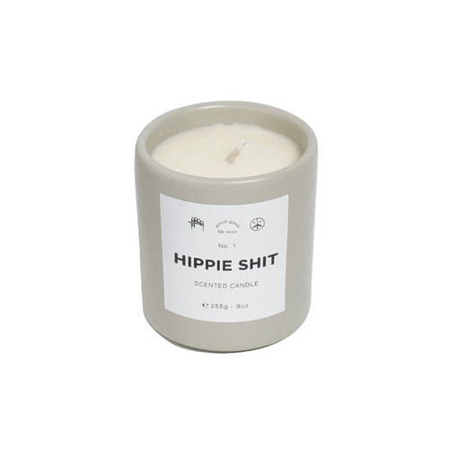 MISTER GREEN × MAAK LAB HIPPIE SHIT CEAMIC CANDLE