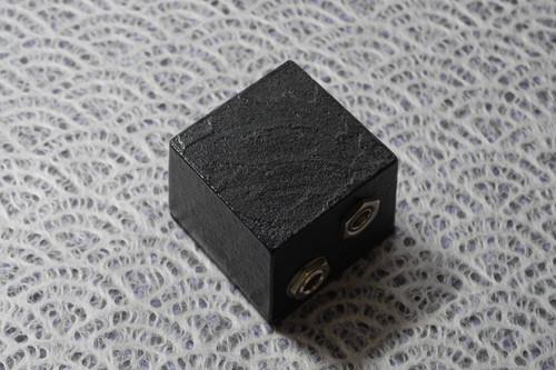 Black Box Buffer 南部鉄器エフェクター
