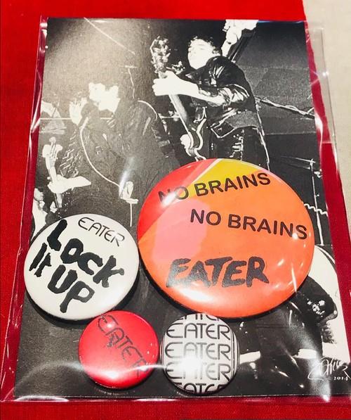 オリジナル EATER Badge セット