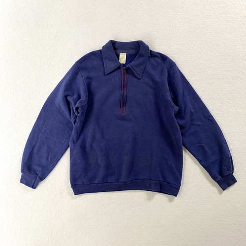 Sears half zip sweat