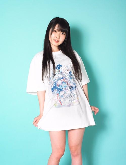 魔法少女それか★ナニカ Tシャツ ホワイト