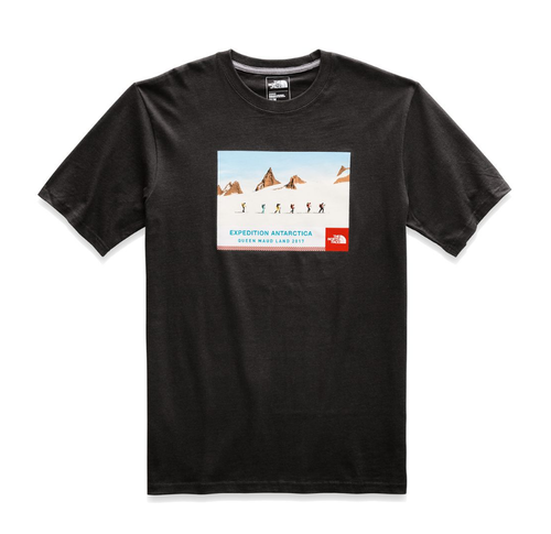 南極大陸★The North Face Men's Antarctica Collectors Photo T-shirt