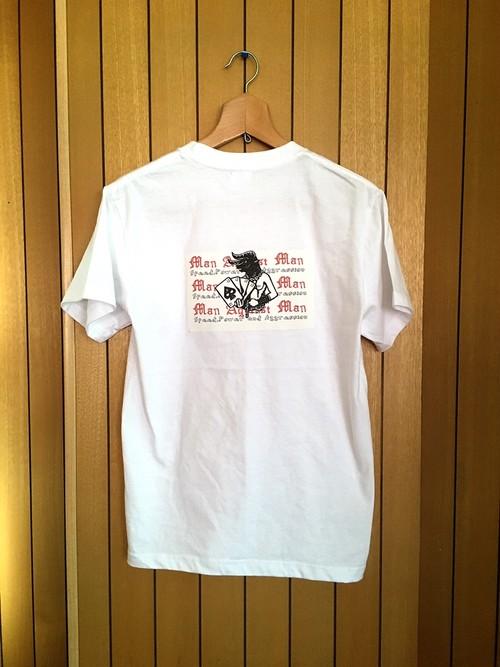 size:S M.A.N.VS.M.A.N - Jalal x Amber Brightman Tshirt