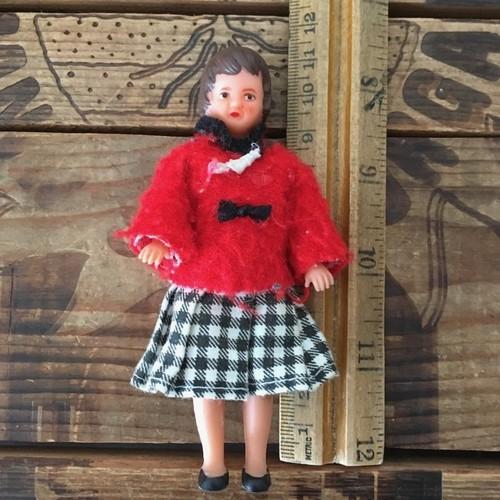 ドイツ ヴィンテージ ラバードール DDR アリドール/ゴム人形