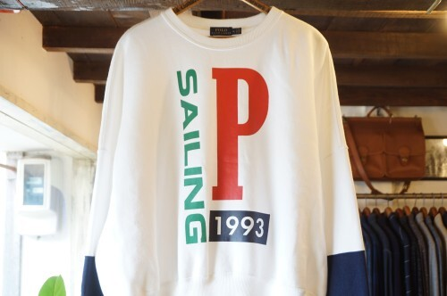 "Ralph Lauren limited edition ""Polo Sailing"" Sweatshirt"