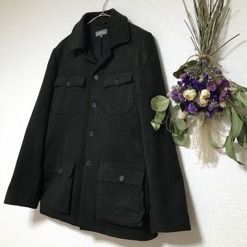 【APC】ウールコート TO-9
