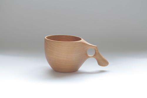 12 mogu cup M(山桜材)