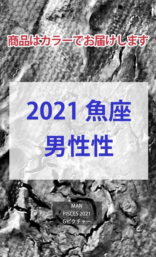 2021 魚座(2/19-3/20)【男性性エネルギー】
