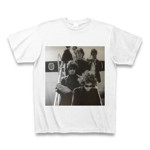 「 BOB DYLAN」ver.7ロックTシャツ WATERFALLオリジナル ※完全受注生産品 S / M / L / XL