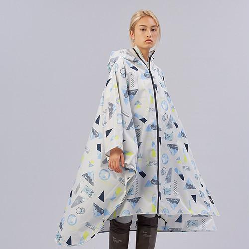 【KiU / キウ】KiU RAIN PONCHO