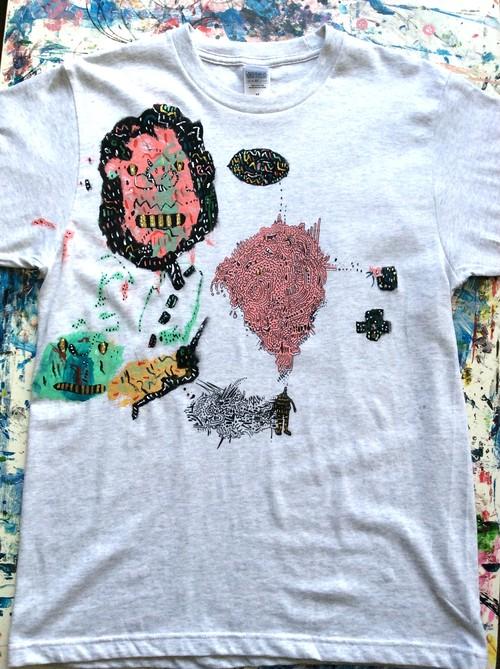 「散歩する幽霊たち」Tシャツ3(超1枚限定!)