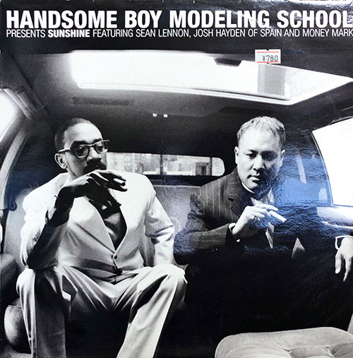 Handsome Boy Modeling School - Sunshine (12inch) PRINCE PAUL DAN THE AUTOMATOR [ect] 試聴 fps200514-6