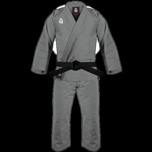予約注文受付中! WAR TRIBE ALPHA JIU JITSU GI グレイ 柔術衣