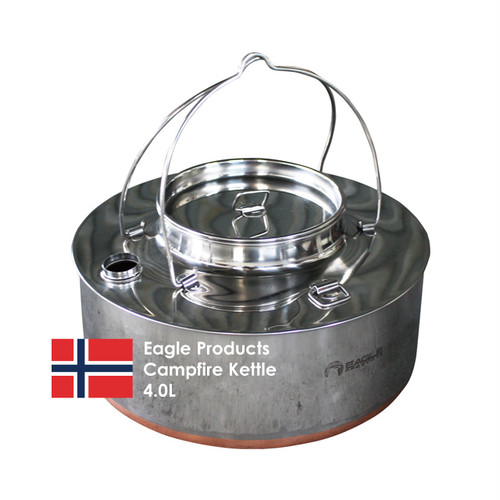 Eagle Products Campfire Kettle 4.0L