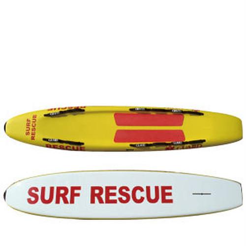 GUARD ガード 水難救助 初心者でも安心  ライフセービング講習 水上安全講習向け 2016NEW ソフトレスキューボード rboard-s 【送料実費】
