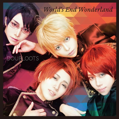 DOUBLOOTS 1st Single   World's End Wonderland