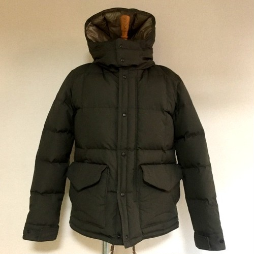 VENTILE Down Jacket(ZANTER) Khaki