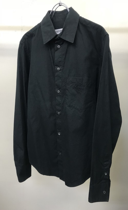 SS2005 HUSSEIN CHALAYAN COLLAR KEEPER SHIRT