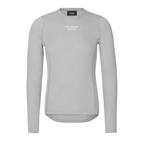PNS / Heavy Long Sleeve Base Layer (Grey)